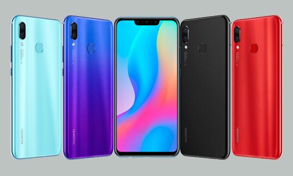 Huawei-Nove-3-series