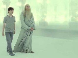 mentors harry potter dumbledore