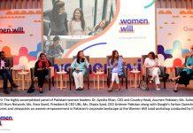 Women Will Lead 2019 Google